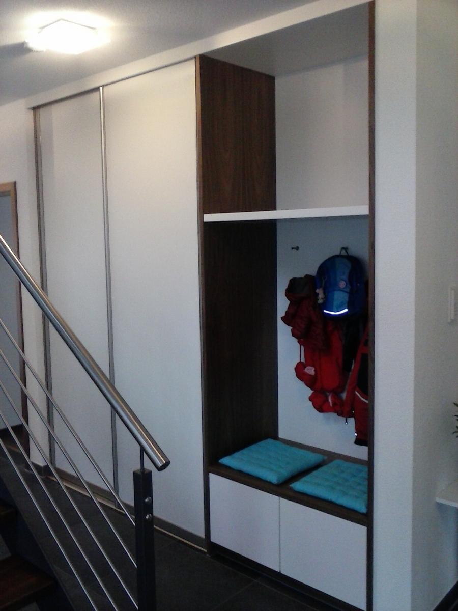 Garderoben for Garderobe echtholz